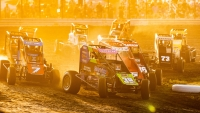 STAT BOOK: MID-AMERICA MIDGET WEEK EDITION - 2020 USAC NOS ENERGY DRINK NATIONAL MIDGETS