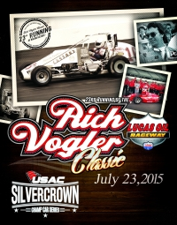 "SILVER CROWN EYES ""RICH VOGLER CLASSIC"" JULY 23"