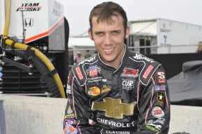 "Bryan Clauson is the 2013 ""Eastern Storm"" king."