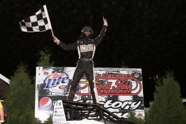 "CLAUSON SHUCKS ""CORNFEST"" NATIONAL MIDGET FIELD"