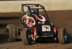 USAC Western States Midget standout Frankie Guerrini.