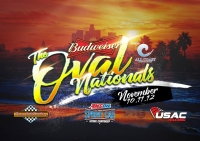 OVAL NATIONALS POINT STANDINGS AFTER NIGHT 2/3