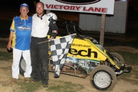 Andy Baugh Wins at Spoon River