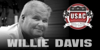 WILLIE DAVIS: USAC HALL OF FAME CLASS OF 2016