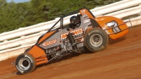 #7 Kyle Robbins (New Castle, Ind.), 3rd in USAC Silver Crown points.
