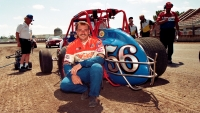 1997 USAC Silver Crown champion Dave Darland