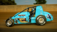 2018 Bettenhausen 100 KSE Hard Charger David Byrne (Shullsburg, Wisc.)