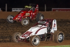 BLOOMINGTON BELONGS TO BEAUCHAMP; BECOMES USAC SPRINTS' 3RD NEW WINNER IN INDIANA SPRINT WEEK