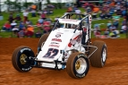 2016 USAC AMSOIL National Sprint Car Rookie of the Year Isaac Chapple