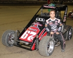 "Rico Abreu opens the ""Gold Crown Midget Nationals"" with a victory!"