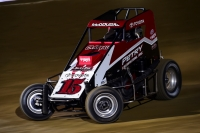 Don Basile Rookie of the Race candidate Jason McDougal of Broken Arrow, Okla.