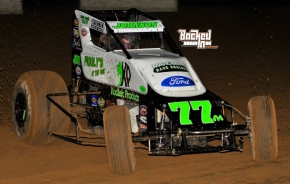 R.J. Johnson wins at Casa Grande.