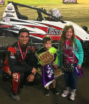 Austin Liggett wins in Watsonville!