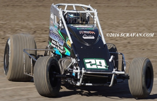 #29T Ryan Timmons – 10th in USAC West Coast Point Standings.
