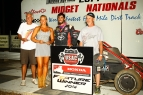 "DAUM OPENS ""BELLEVILLE NATIONALS"" WITH CONVINCING VICTORY"