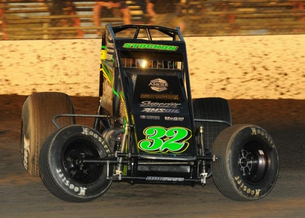 Chase Stockon is the only driver to win at both the Terre Haute (Ind.) Action Track and Haubstadt, Indiana's Tri-State Speedway in 2016.