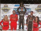 Kyle Larson Sunday Calistoga Sprint Winner.