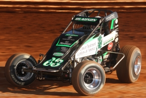 "Bryan Clauson won his third ""Eastern Storm"" title this past Sunday."