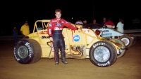 1998 USAC Silver Crown champion Jason Leffler.