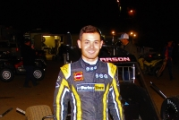 "2016 ""Turkey Night Grand Prix"" winner Kyle Larson."
