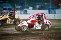 #3 Will Hull, 4th in USAC DMA points.