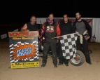 BEDWELL SCORES MTM VICTORY WITH LAST LAP PASS AT MONTPELIER!