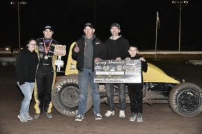 Josh Hodges wins at Canyon
