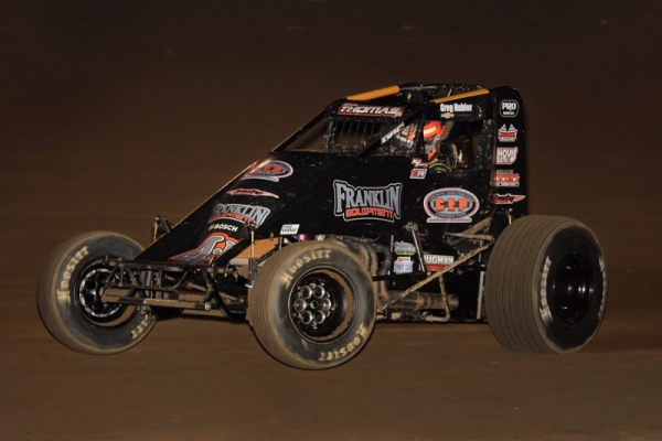 THOMAS TAKES TWO IN SPECTACULAR SMACKDOWN WEEKEND; CASHES IN $10K SATURDAY NIGHT FINALE AT KOKOMO