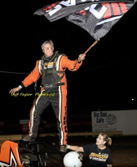 Danny Smith vaults back into point lead after Ada victory.