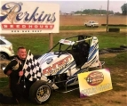 ROSS WINS IMRA MIDGET RACE AT SPOON RIVER