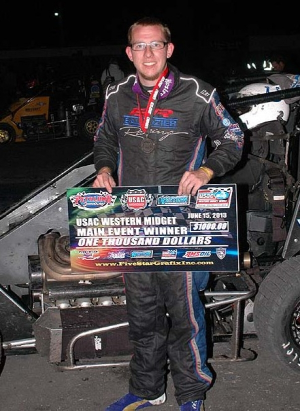 Ronnie Gardner wins again at Petaluma!