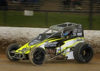 #32 Chase Stockon - 5th in USAC AMSOIL National Sprint Car points.