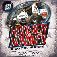 "USAC CHAMPS HOOD, TYLER RETURN FOR THE ""HOOSIER HUNDRED"""