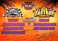 "EAST BAY EXPANDS FLORIDA ""WINTER DIRT GAMES"" TO 6 RACES"