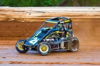 Tommy Kunsman, Jr. - 8th in USAC/ARDC Midget points.