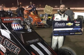"#02 Matt Rossi – ""Showdown at Canyon Winner"""