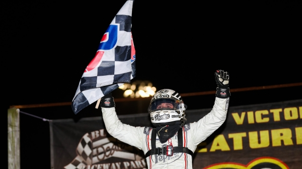 KTJ GETS OFF THE SCHNEID WITH SEASON OPENING USAC SPRINT WIN AT OCALA