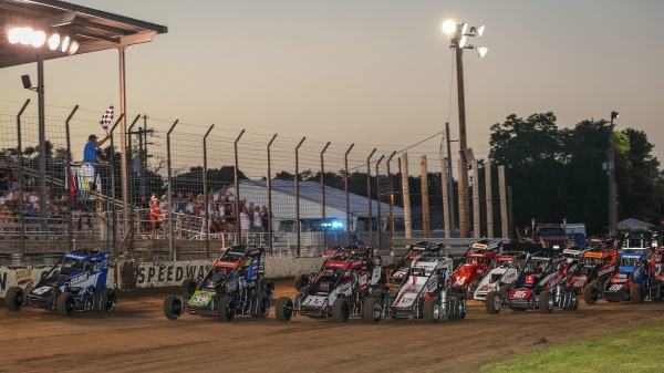 This July will mark the sixth annual appearance for the USAC NOS Energy Drink National Midgets at Fairbury, Nebraska's Jefferson County Speedway, and the event is primed to be bigger and better than ever, paying $6,000-to-win and $500 to start the final night's feature.