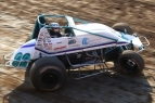 #92 Jake Swanson – 3rd in AMSOIL USAC/CRA point standings.