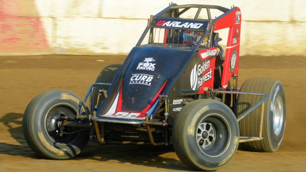 #36D Dave Darland, the winningest driver in the history of Sprint Car Smackdown at Kokomo Speedway, has an average finish of 3.3 on the final night of the event since 2012.