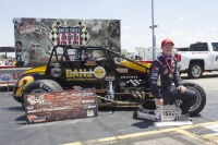 "TANNER SWANSON DECIMATES FIELD IN ""DAY BEFORE THE 500"""