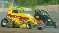 SPEED2 MIDGETS SLING DIRT IN ILLINOIS AND VERMONT SATURDAY