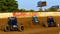 USAC AMSOIL National Sprint Cars are back at the Terre Haute (Ind.) Action Track this Friday night, October 11, for the Wabash Clash.