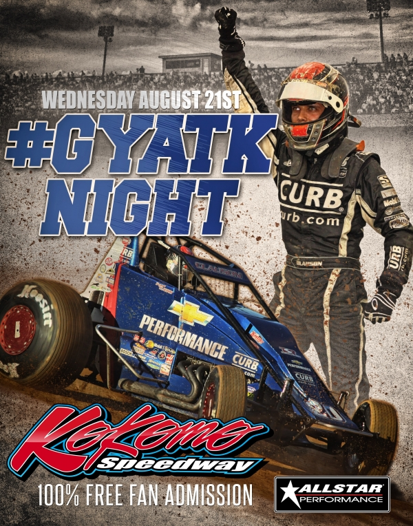 EVENT INFO: #GYATK NIGHT - 8/21/2019