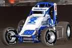 #88 Jace Vander Weerd - USAC West Coast point leader.