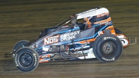 2010 Oval Nationals winner Chris Windom (Canton, Ill.)