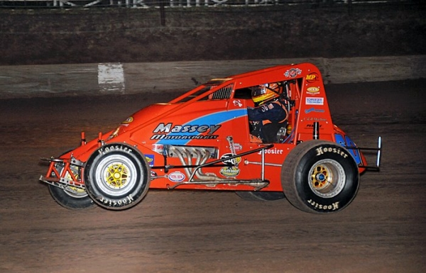 #50 Charles Davis, Jr.'s last win USAC Southwest Sprint Car win came one year ago at Arizona Speedway in Queen Creek.