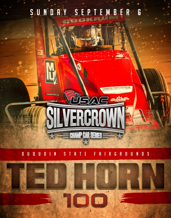 "DuQUOIN's ""TED HORN 100"" SUNDAY IN SOUTHERN ILLINOIS"