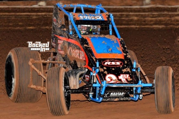 #21AZ Stevie Sussex – March 18th Arizona Speedway Feature Winner.