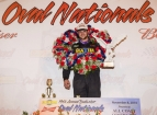 "BALLOU BANKS BIGGEST CAREER WIN IN PERRIS ""OVAL NATIONALS"""